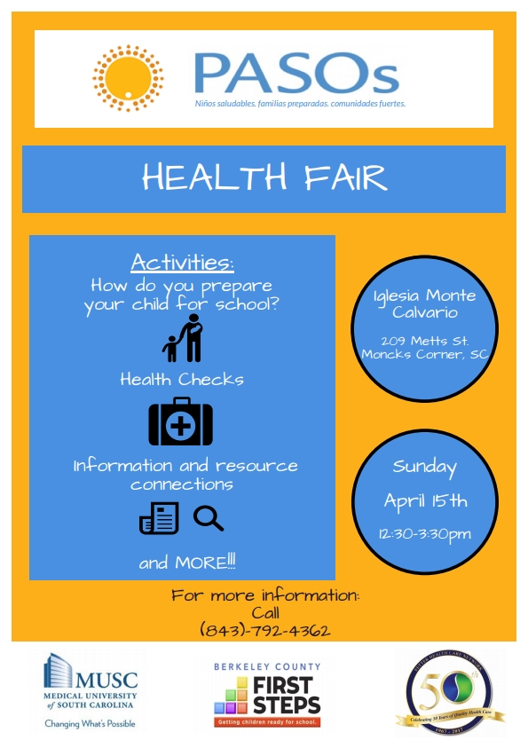PASOs Health Fair